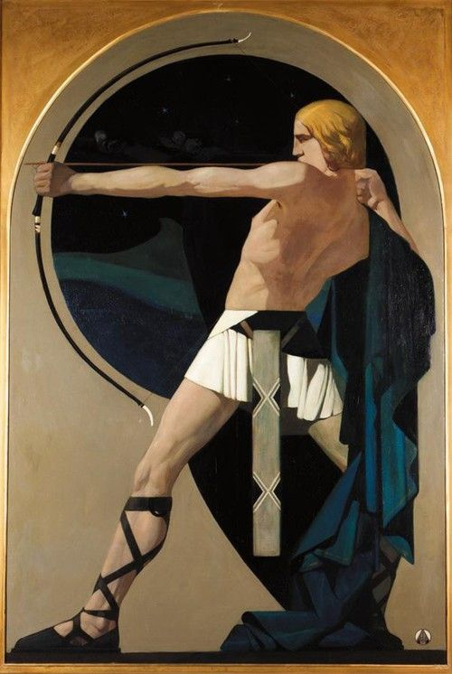 Adriaan Joh. van 't Hoff (Dutch, 1893-1939)