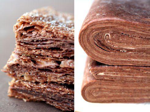 Chocolate Mille-Feuille :: Cannelle et VanilleCannelle et Vanille
