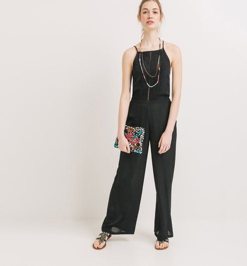 les 25 meilleures id es de la cat gorie combinaison pantalon femme sur pinterest tenues de. Black Bedroom Furniture Sets. Home Design Ideas