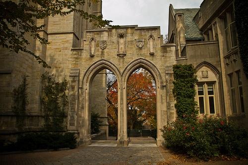 Princeton University (Princeton, New Jersey, USA)....so there!!