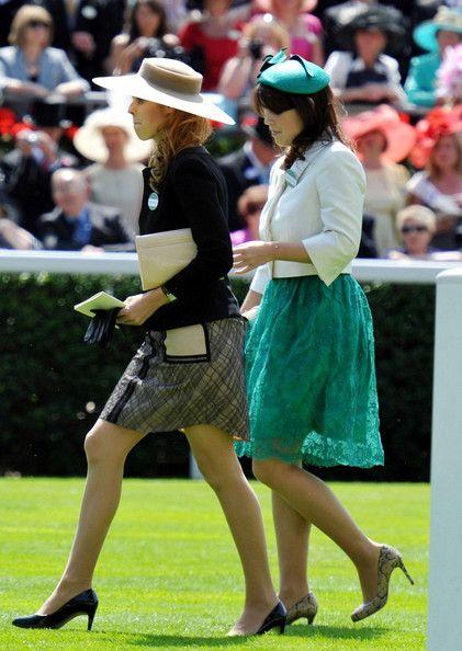Princess Eugenie Photos Photos - Day One of the 2011 Royal Ascot. - Day One of Royal Ascot 2011
