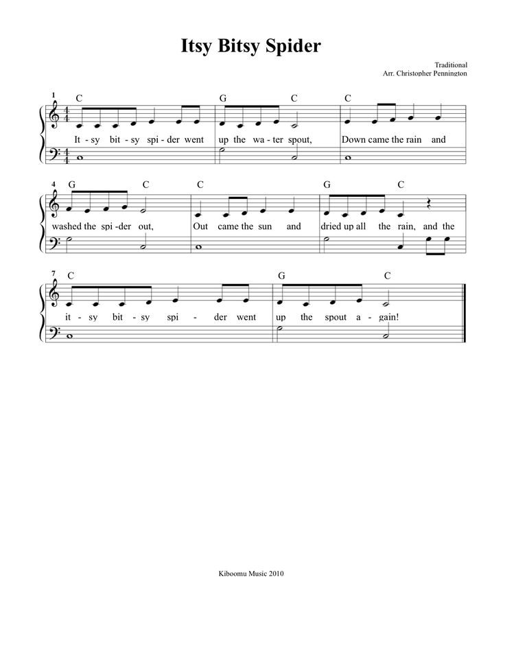 10+ images about KIDS SHEET MUSIC on Pinterest | Songs ...