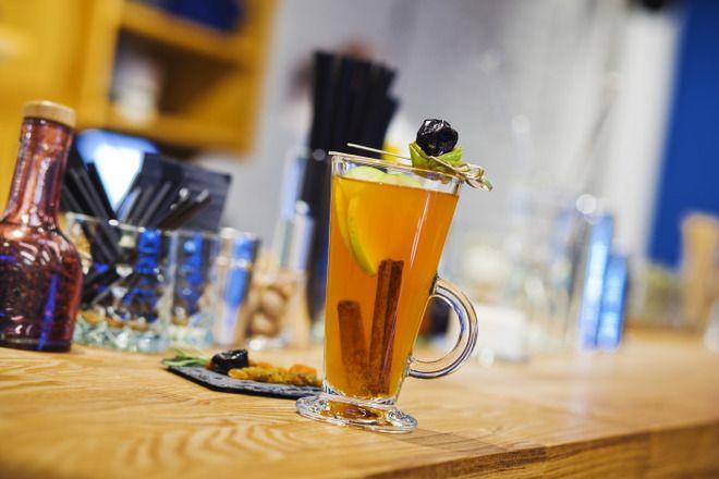 Rosemary Punch от Rocky's. Обзор напитков из меню столичных ресторанов