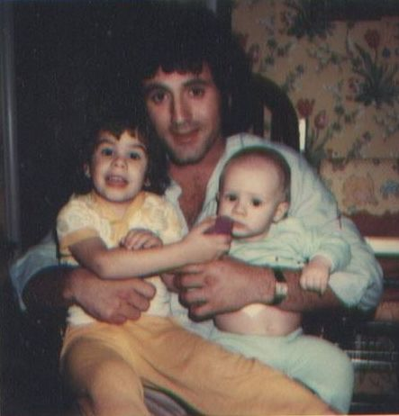 Frank Stallone - with nephews Sage (L) & Seargeoh (R), I believe.