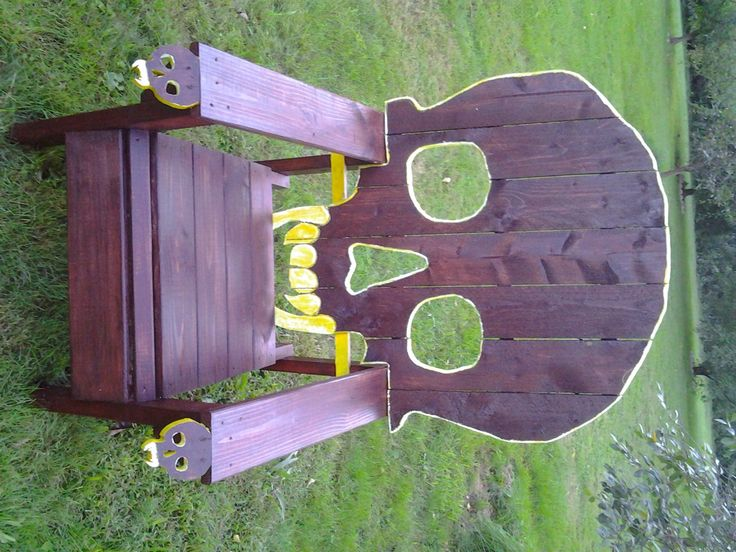 SKULL CHAIR ,  PATTERN , plans only-------adirondack  chair, yard furniture,  cedar , skeleton themed Huge....king sized chair by MandWs on Etsy https://www.etsy.com/listing/177815728/skull-chair-pattern-plans-only