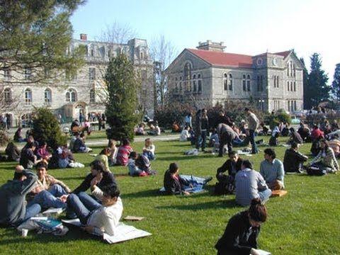 Koç University From the Sky! - YouTube