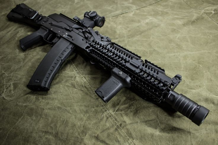 vodka-and-espresso:  AK-105