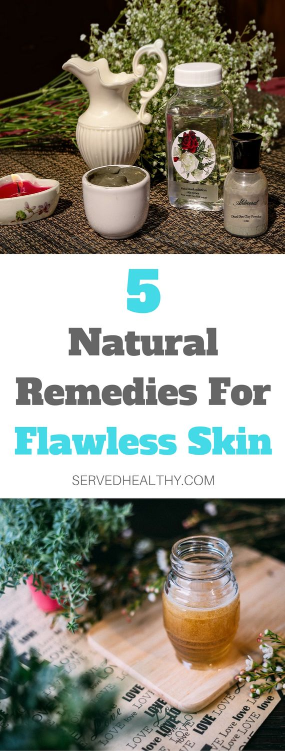 The 5 Best Natural Remedies For Acne | Skin Care Routine For Teens | Skincare Tips and Tricks