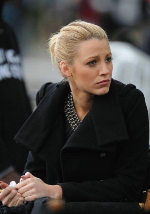 Love the jacket Blake Lively in Gossip Girl