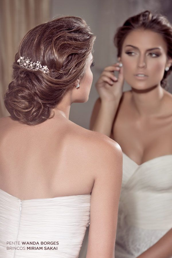 Editorial { Bridal Beauty }