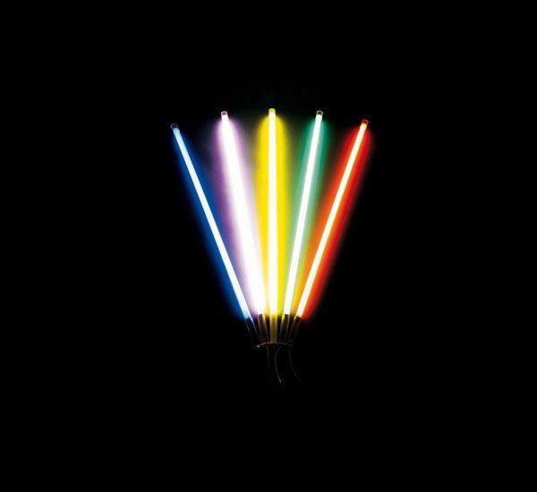 """Lampada Fluorescente al neon """"Linea"""""""