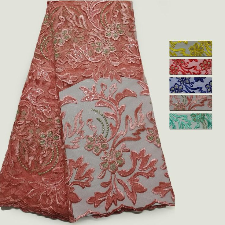 High Quality Nigerian Wedding Dresses Lace,French Lace Material for African…