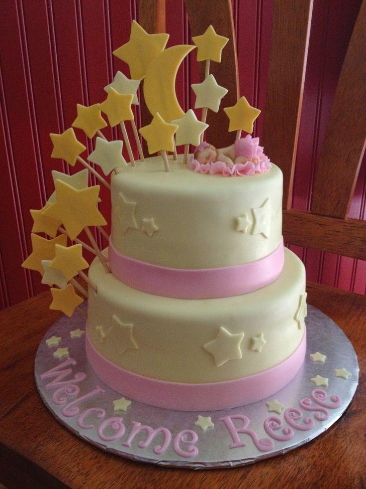 Twinkle Twinkle Little Star Cake Sugar Love Cake Design
