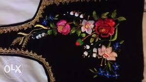 Znalezione obrazy dla zapytania strój krakowski dla dziewczynki
