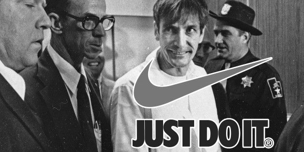 Nike's Famous Slogan Was Inspired By A Executed Murderer