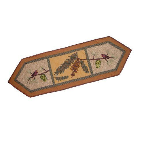 Amazing Patch Magic 72 Inch By 16 Inch Pinecone Table Runner By Patch Magic.  $44.06. 100% Cotton. Table Runner 72 Inch By 16 Inch. 100 Percent Cotton,  Handu2026