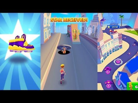 Get ready to run from the Paparazzi in this fun running game! Hollywood Rush…