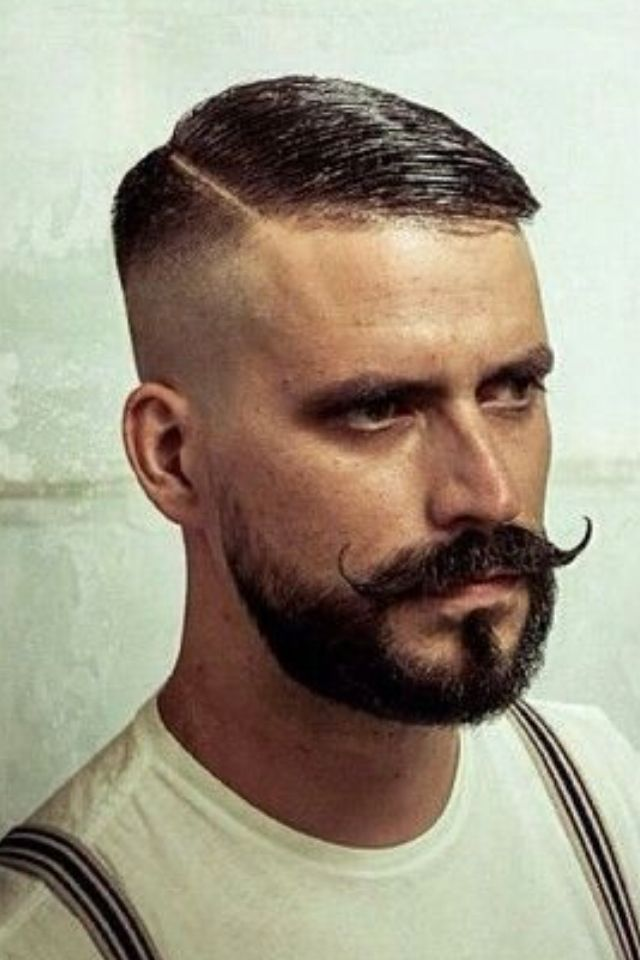 1000+ images about stache on Pinterest   Handlebar mustache, Moustache and Haircuts