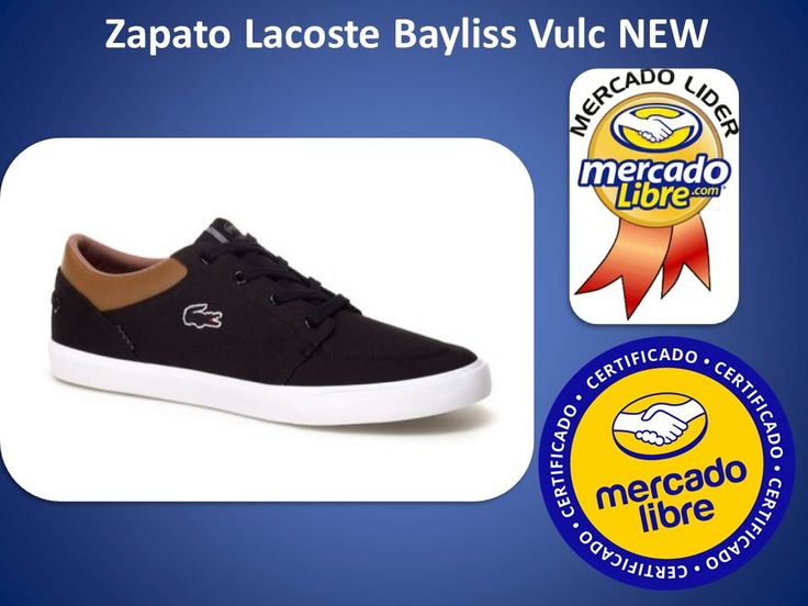 Deportivos Fair Play: Tenis - Zapatos Lacoste Bayliss Vulc New Originale...