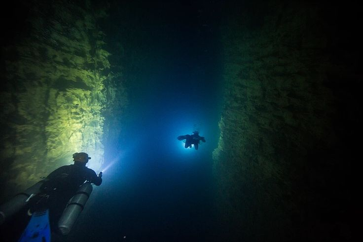 Cave diving / Dominican Republic Speleological Society | PHOTOS