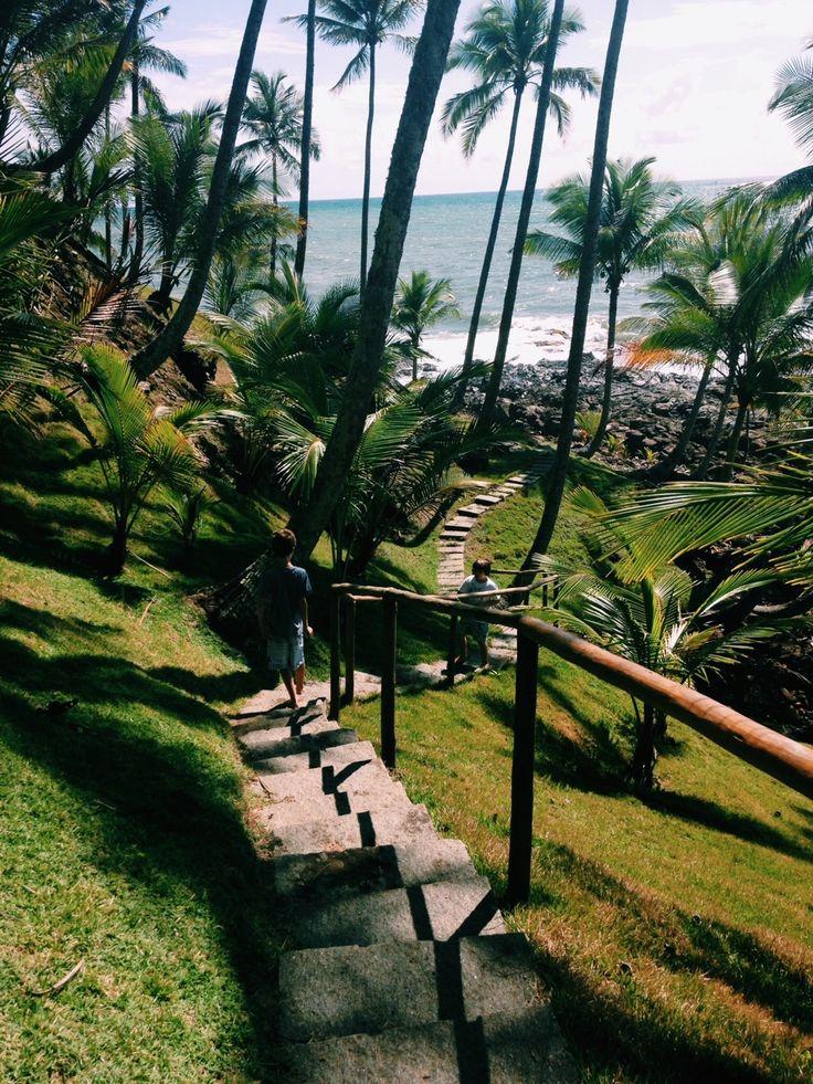 Itacaré, Bahia, Brasil... Esse lugar incrível  eu já conheci !!!