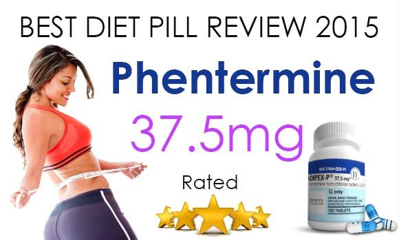 weight loss phentermine 37.5 reviews