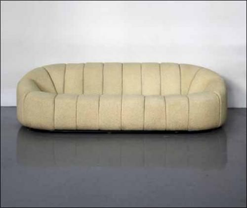Pierre Paulin Canapé Sofa 1970s Coveted Furniture In 2018 Pinterest And Couch