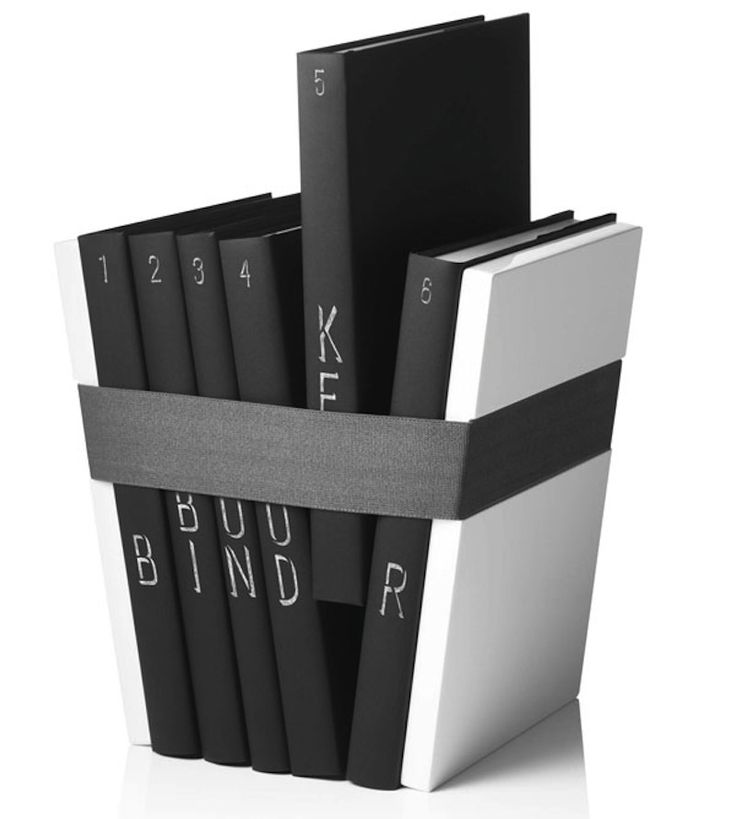 Large menu book binder | Hard To Find Monochrome Style