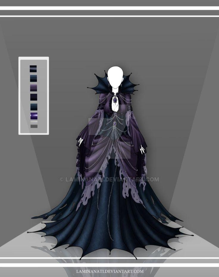 al estilo de las reinas malvadas