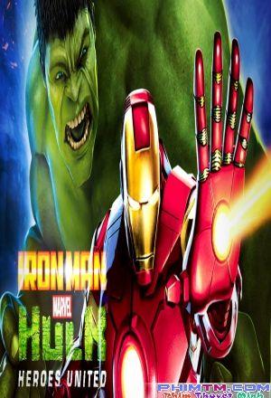Bộ Phim : Iron Man & Hulk: Heroes United ( Iron Man & Hulk: Heroes United ) 2013 - Phim Mỹ. Thuộc thể loại : Phim Hoạt Hình Quốc gia Sản Xuất ( Country production ): Phim Mỹ   Đạo Diễn (Director ): Eric RadomskiDiễn Viên ( Actors ): Dee Bradley Baker, Fred Tatasciore, Adrian Pasdar, David KayeThời Lượng ( Duration ): ??Năm Sản Xuất (Release year): 2013Nội dung phim: Trong bộ phim hoạt hình nầy Iron man & Hulk sẽ nhập