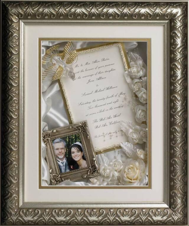shadow box idea for parents 30th wedding anniversary 50th wedding anniversaryanniversary ideasparents