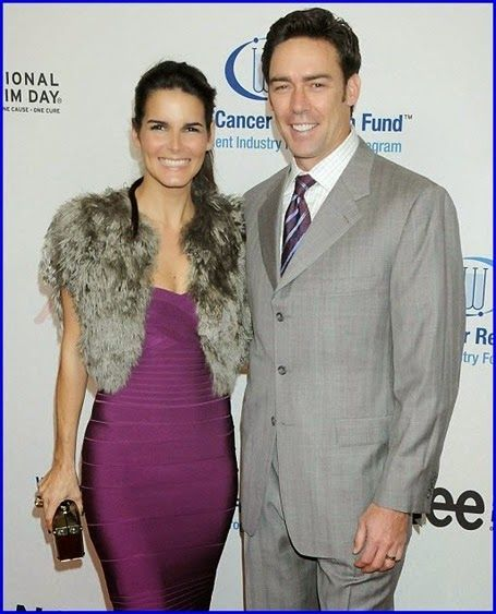 #AngieHarmon And #JasonSehorn Split After 13 Years...