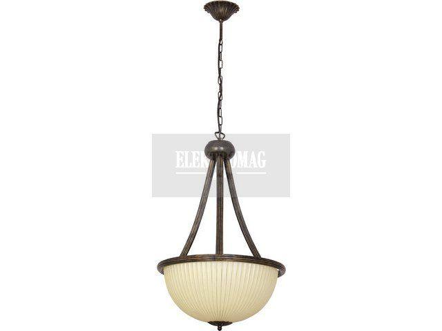 Nowodvorski #Lampa wisząca Baron III zwis 2770 : Lampy wiszące metalowe : Sklep internetowy #ElektromagLighting #cottage