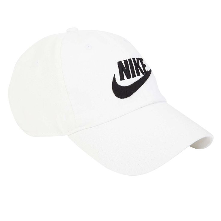 Futura Washed White Hat