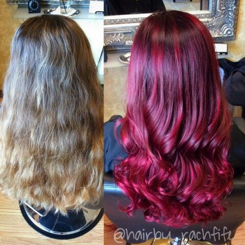 Obsessed With Her Before And After Hair Transformation