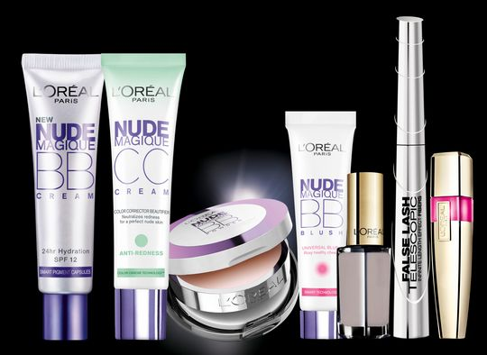 LOREAL LAUNCHES REVOLUTIONARY NEW PRODUCTS IN TIME FOR