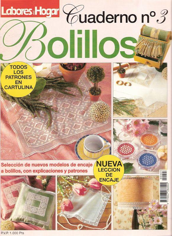 CUADERNO DE BOLILLOS 003 - Almu Martin - Álbumes web de Picasa