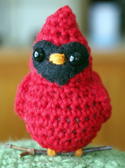 Amigurumi Crochet Bird Patterns : Best 25+ Crochet birds ideas on Pinterest Crochet bird ...