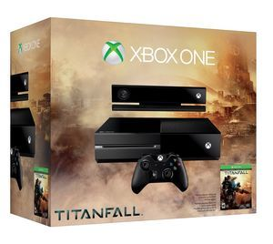 Xbox One Console European Titanfall Version