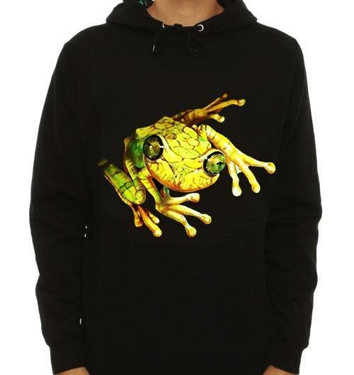 Harlequin frog apparel To order visit www.ouranimalsourearth.com