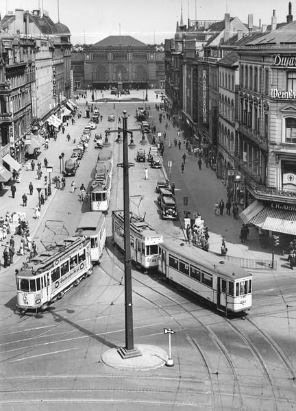 Hannover before The second World War