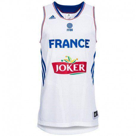 Maillot Basket France Officiel ADIDAS PERFORMANCE: L'équipe de France dispose d'un nouveau maillot de la maque adidas performance. Adidas a…