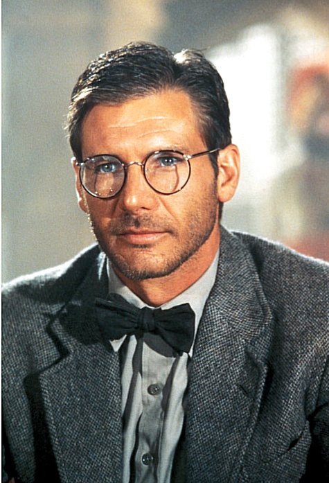 I always wished my archaeology professor looked like Indy.