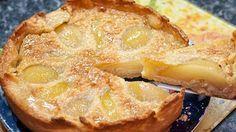 Пирог «Творожно-грушевая нежность». Лучшие рецепты для вас на сайте «Люблю готовить»