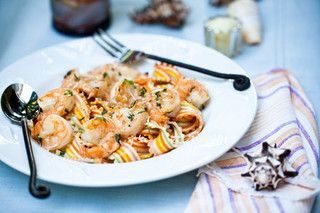 Shrimp Pasta: Lemon Sauces, Garlic Sauces, Creamy Shrimp Pasta, Garlic Cream Sauces, Cooking Melangeri, Lemon Cream Sauces, 1 Pasta Shrimp, Cream Souc, Creamy Garlic Pasta