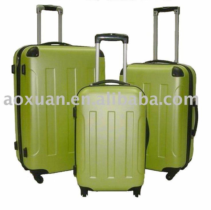 #abs luggage sets, #custom made luggage, #trolley luggage