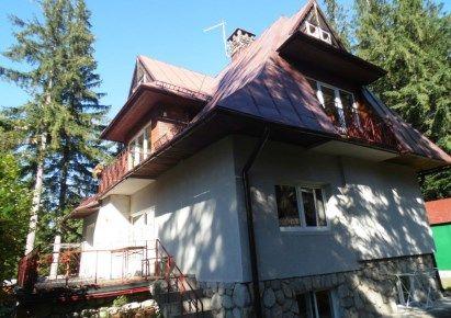 Dom z pokojami na wynajem - Zakopane, centrum.