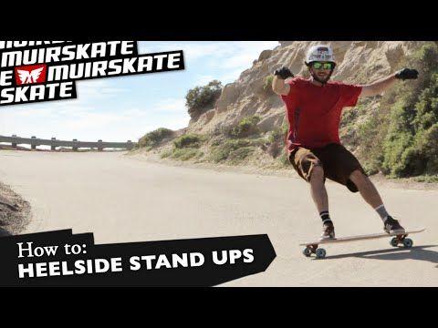 Video: How To: Heelside Stand Up Slide with Jimmy Riha | MuirSkate Longboard Shop - MuirSkate.com