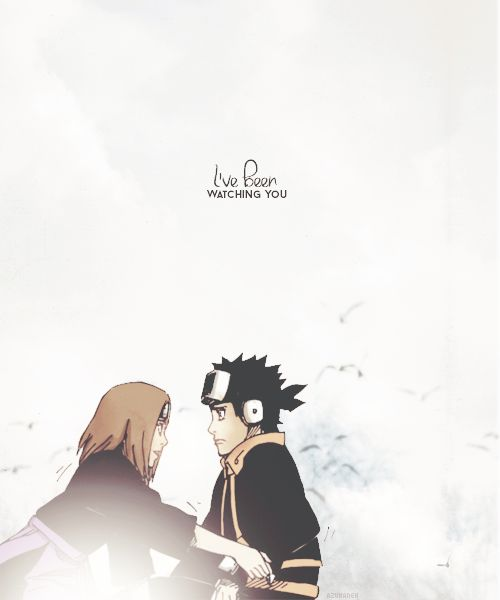 Obito's death and reunion with Rin