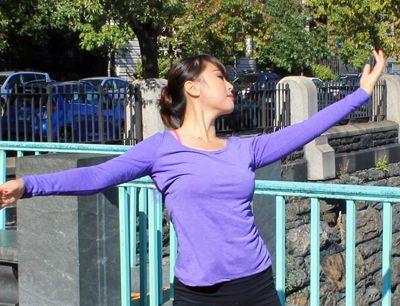 Total Body Sculpting: Ballet Barre Workout : Peaceful Dumpling